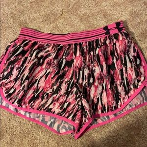 Under Armour women's shorts
